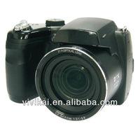"DSLR digital camera with 16mp sensor , 21x optical zoom and 3.0"""