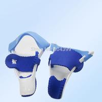 Bunion Night Splint Hallux Valgus Corrector Big Toe Straightener Pain Relief Silicone Gel Foot toe Separator & thumb valgus