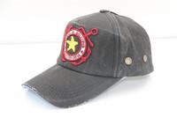 Korea explosion outdoor sunshade hat sun hat worn people wholesale washed baseball cap