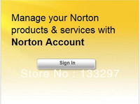 N ORTON 360 code 2014 new edition V7.0 1 YEAR 3 pcs code 3 User