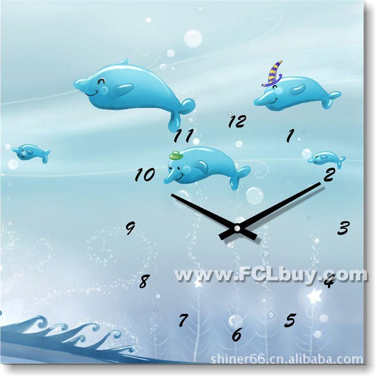 аналоговый календарь настенные часы 525049