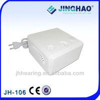 Health Care Treat Asthma Piston Compressor Nebulizer Low Noise Mini White Portable Medication Adult Children Nebulizer JH-106