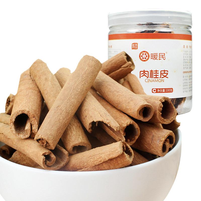 Warm spices cinnamon 100g China Sichuan hotpot seasoning cook stew braised pork halogen material essential seasoning(China (Mainland))