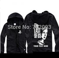 HOt Free Shipping New top brand designer fashion hoodies the last of us hoodies Sweatshirt