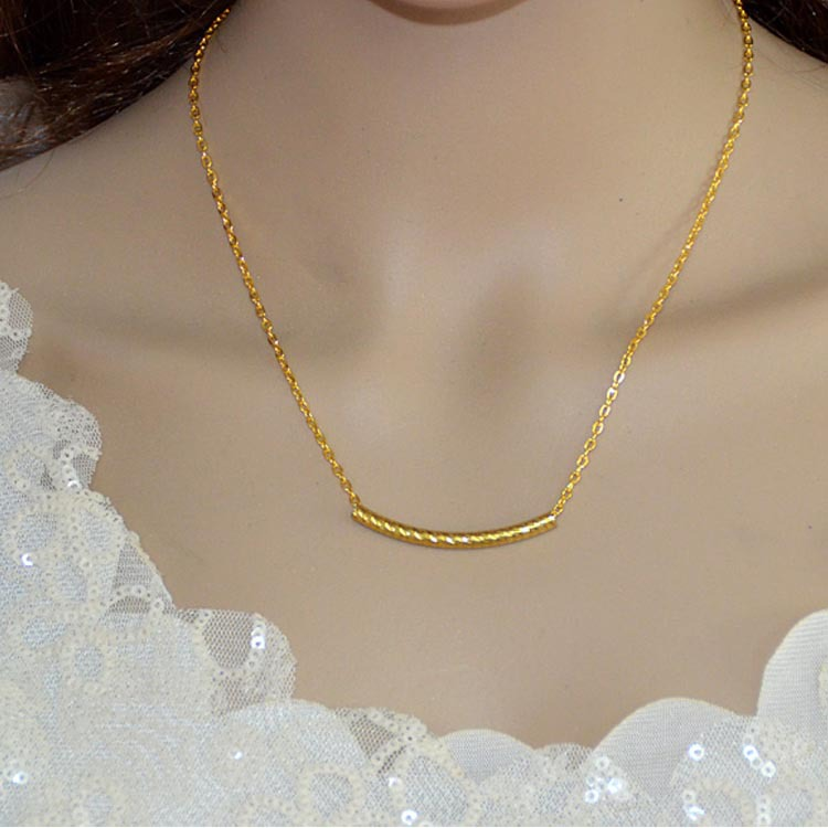 Cupid Europe And America Selling Fashion Necklace Pendant Simple Personalized Clavicle Chain Free shipping