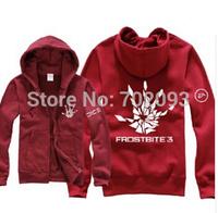 Hot Free Shipping New top brand designer fashion hoodies battlefield 4 battlefield hoodies Sweatshirt