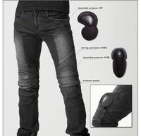 New uglyBROS JUKE motorcycle riding jeans mesh racing pants Leisure summer edition