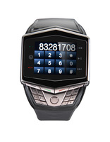 Free Shipping! wearable device watch phone GD910 1.55'' touch screen MP3 Player Smartwatch