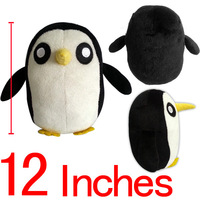 2014 Hot New Free shipping Adventure Time penguin Plush Doll Toy 12 Animal Doll Kids Doll For Girls On sale Babydolls