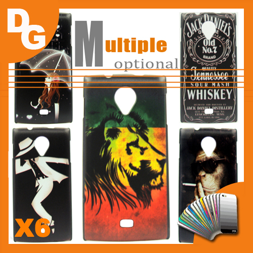 Newest 20 Patterns Colored Paiting Case For Cubot X6 MTK6592 Octa Core Smartphone