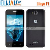 2014 Hot!JIAYU F1 MTK6572 Dual Core 1.3GHZ Dual Camera 0.3MP+5MP 512MB /4GB 4.0 inch 800*480 FHD Screen Android 4.2 Smart phone