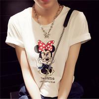 Женская футболка T , XL 8582