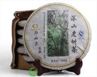 Old comrades 2006 Mountains trees ecology Pu'er tea 500 g health Tea