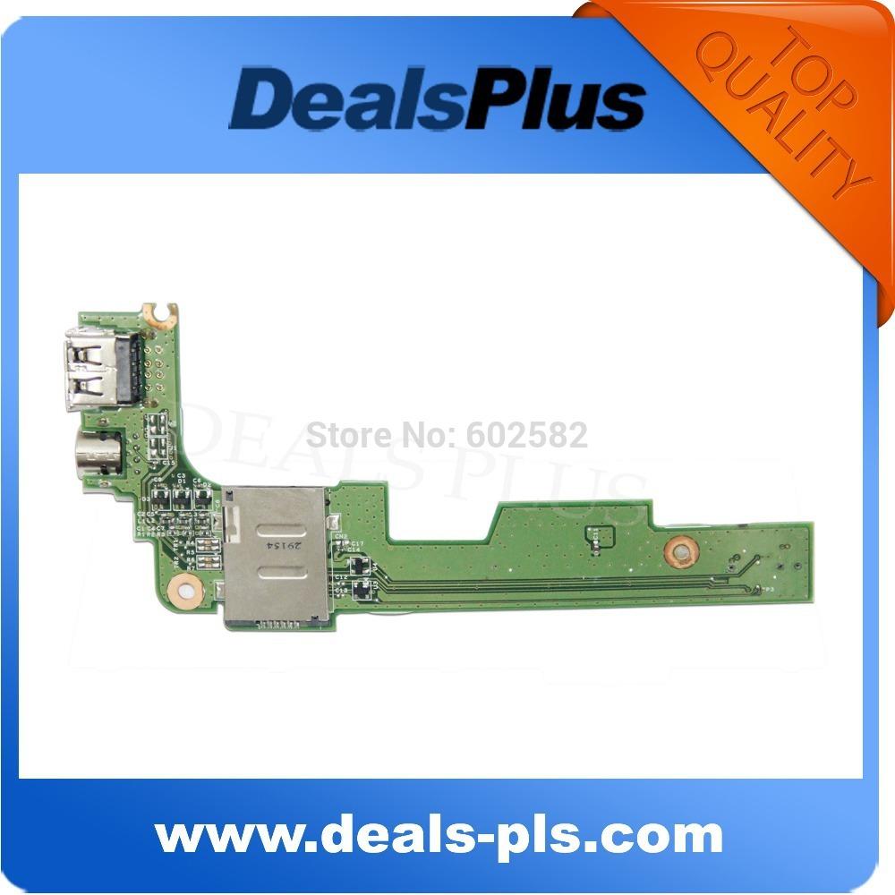 ДЛЯ Dell Inspiron 1525 USB S-Video Совета 48.4W007.021 крепление для жк дисплея ноутбука 1525 1525 bracket