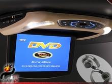 Flip Down Car Roof DVD Player IR FM Trans USB SD Game Joystick Headphone Beige(China (Mainland))