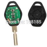 Professional For BMW EWS Remote Key 3 Button 433MHZ HU58