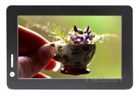 Original 100% New  7 inch TFT LCD USB Monitor + Free Shipping (U7)