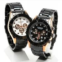 Curren Watches Men Luxury Brand Men Quartz Business Wristwatch Full Satinless Steel Military Watches Relogio Masculino