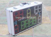 Golden Hover Pro basketball scoreboard, Wireless & Handy & Chargeable Basketball Scoreboard / SuitCase,Original Product