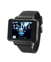 Free Shipping! wearable device watch phone K1 1.8'' touch screen MP3 Player Smartwatch