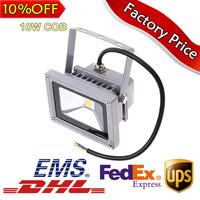 Unique reflector design Epistar led chip 110-240V AC 10W warm/cool white IP65 water-proof led flood light