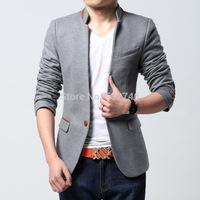 Fashion blazerCheap wholesale men's suit jacket Slim casual men's leisure suits D020blaser_Man fashion blazer