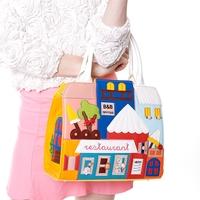 Fashion patchwork braccialini bag 2014 multicolour delicate shaping women's handbag bag female