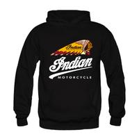 INDIAN MOTORCYCLES Top High Quality Men's Hoodies MOTORBIKE  Sweatshirts 2014 Men Women Pullover