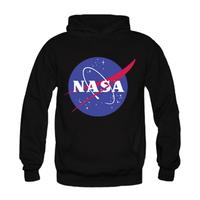 Nasa Space Men's Hoodies Custom Your Text Logo Sweatshirts