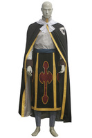 Free shipping Fairy Tail Rogue Cheney Ryos Cosplay Costume