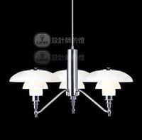 Lamp american vintage brief bar counter fashion flying saucer pendant light light