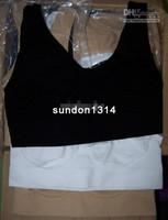 120pcs=40packs Ladies Seamless Bra Bras No-underwire Sport Yoga Underwear Sleep Health Brassier (OPP PACKAGE)