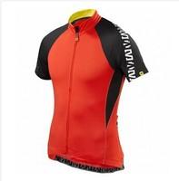2014 MAVIC cycling clothing +cycling bib shorts set new 2014 MAVIC cycling clothing/jersey bib shorts