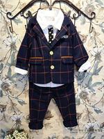 (5 pcs/lot)wholesale children's clothing wholesale boy small business suit A2252
