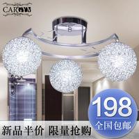 New Arrival Modern Brief LED Ceiling Light Creative Ceiling Lamp High-end All-metal Material Bedroom Light Children's Room Light