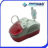 Best Portable Medication Adult Nebulizer Compressor Piston Low Noise High Compressor Free Air Flow 4 Kinds Accessories JH-108