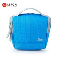 LERCA DSLR Pro Blue Digital Camera Bag Case for Nikon D3200 D5200 D5100 D90 D7100 D3300 D5300 For Canon 60D 650D 700D 600D 550D