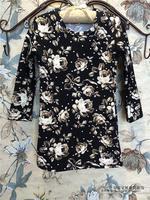 (5 pcs/lot)wholesale children's clothing wholesale girls long bottoming shirt R-8000