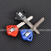 Tracking # Blank blade uncut motorcycle key for SUZUKI TL1000 GSR400 GSXR 600/750/1000  B-King SV650/1000  VL800 DL1000  MP026