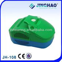 Nebulizer for Medication Portable Compressor Inhaler Machine Adult/Child Diffuser Mask Air Tube Mouth Piece Bottle Health JH-108