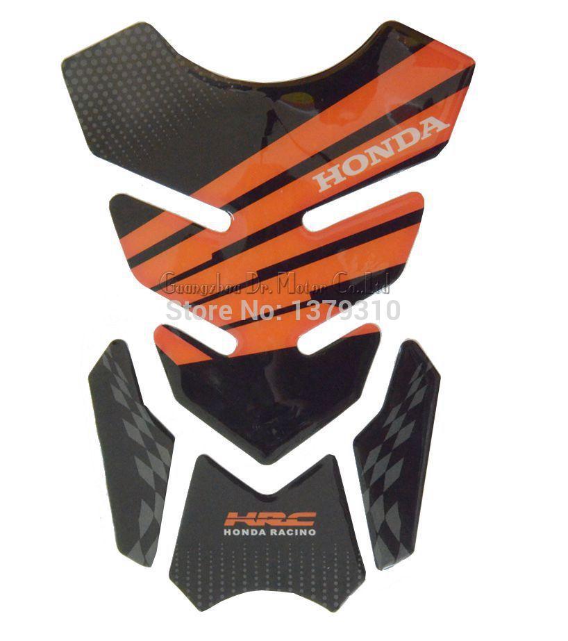 free shipping high quality Racing Motorcycle sticker Tank Pad Pr