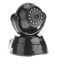 Wanscam - Wireless Two Way Audio Rotate Pan/Tilt Speed WiFi IP Camera,P2P