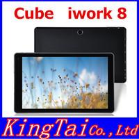 "Fast Shipping Cube U80GT iWork8 Quad Core Tablet PC Intel Atom Z3735E 8"" 1280*800 IPS Windows 8.1 Dual Camera 1GB/16GB HDMI"