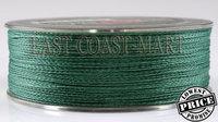 PE Dyneema Braided Fishing Line 100M Green 15LB 0.16mm 109 Yard Spectra Braid