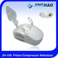 Brand New Portable Adult/kid Nebulizer Respiratory Medicine Inhaler Handle Ultrasonic Equipment Instruction Inspirtion JH-108