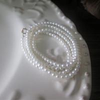 Private Custom 2-3MM Natural Freshwater Pearl Bracelets