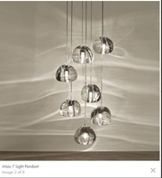 Free shipping Mizu 7 Light    pendant lamp lighting
