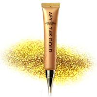 24K Gold Ball cream anti aging Essence Repair Eye dark circle wrinkles moisturizing gold activate eye cream