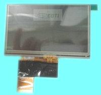 Original 4.3 inch AT043TN25 V2  TFT LCD with TP