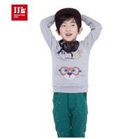 Kids Boys Toddlers Animals Long Sleeve Dog Cute Sweatershirts Size 4-11 NWT